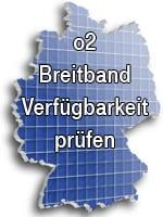 Telefónica Breitband Netzkarte (Ausbau)