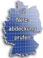 o2 Netzausbau / Netzabdeckung prüfen