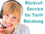 Telefonica Rückruf-Service (Tarifberatung)