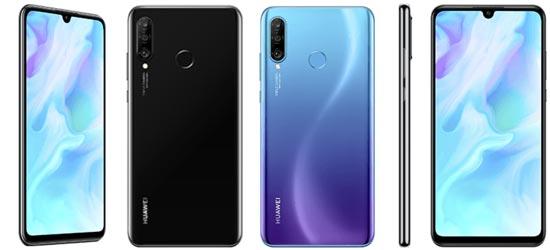 Huawei P30 lite mit Vertrag von o2 oder Blau Mobilfunk